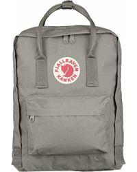 Fjallraven Kanken Classic Backpack - Gray