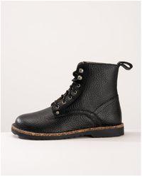 Birkenstock Lena Boots - Black