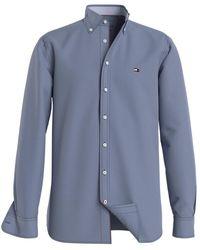 Tommy Hilfiger Classic Oxford Shirt - Blue