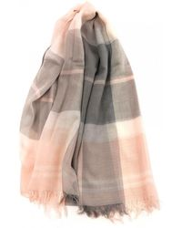 Barbour Summer Drs Womens Wrap - Gray