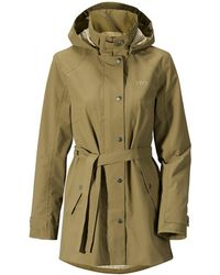 Didriksons Rut Ladies Jacket - Green