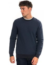 Armani Exchange Jumper - Blue