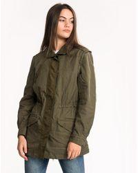 Maison Scotch - Army Jacket - Lyst