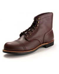 Red Wing Iron Ranger Boot - Multicolour