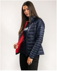 Barbour Daisyhill Quilted Jacket - Blue
