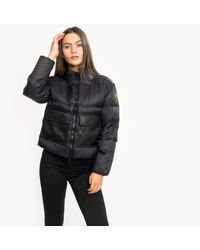 Armani Exchange Armani Puffer Jacket - Black