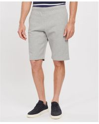Barbour Essential Jersey Shorts - Grey