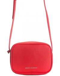 Armani Exchange Womans Camera Case 942084 - Red