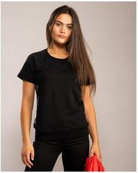 Armani Exchange Felpa Top - Black