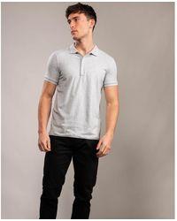 Armani Exchange Polo Shirt - Gray