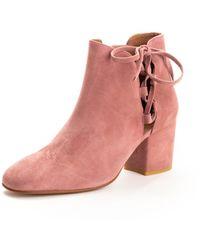 H by Hudson Else Shoe - Pink