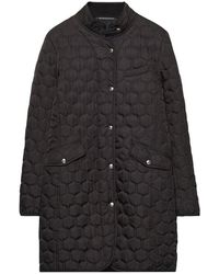 GANT - Classic Quilted Ladies Jacket - Lyst
