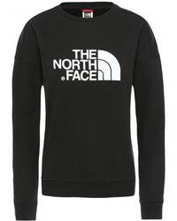The North Face Drew Peak Crew - Black