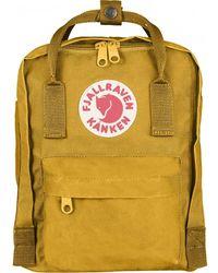 Fjallraven Kanken Mini-backpack - Metallic