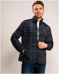 Armani Exchange Reversible Jacket - Blue
