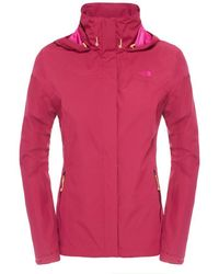 The North Face - Sangro Ladies Jacket - Lyst