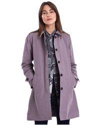 Barbour Peggy Jacket - Purple