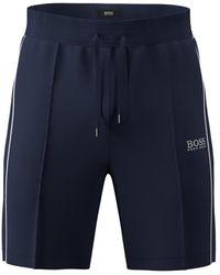 BOSS by HUGO BOSS Tracksuit Short - Blue