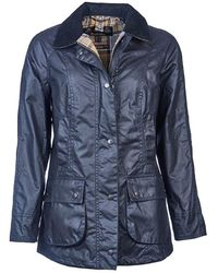 Barbour Beadnell Jacket - Blue