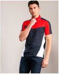 Armani Exchange Polo Shirt Zjlvz - Red