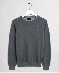 GANT Cotton Pique - Grey