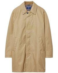 GANT - The Over Coat Mens Jacket - Lyst
