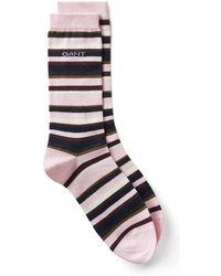 GANT - Multistripe Ladies Socks - Lyst