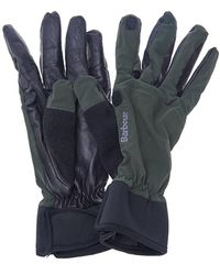 Barbour Waterproof Sporting Glove - Green