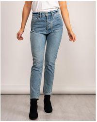 Armani Exchange Blue Jeans