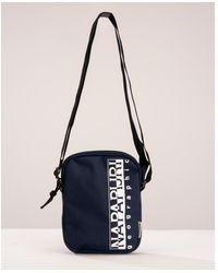 Napapijri Happy Crossbody Bag - Blue