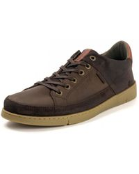 Barbour Bilby Shoes - Brown
