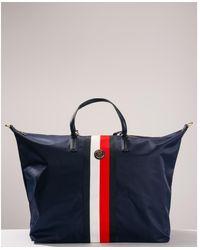 Tommy Hilfiger Poppy Weekender Bag - Blue