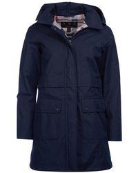 Barbour Farron Womens Jacket - Blue
