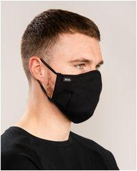 BOSS by Hugo Boss Mask Tripple Face Mask - Black