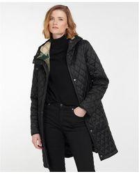 Barbour Dornoch Quilted Jacket - Black