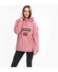 Napapijri Jacket - Pink