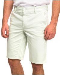 BOSS by Hugo Boss Schino-slim Shorts - Green