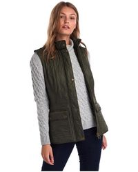 Barbour Wray Gilet - Green