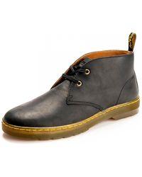 Dr. Martens Cabrillo 2 Eye Desert Boot - Black