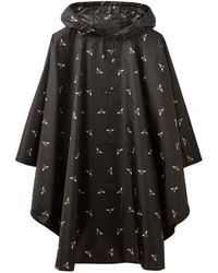 Joules Womens Rain Cover-up A/w - Black