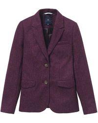 Crew Grasmere Ladies Blazer (aw16) - Purple