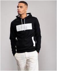 BOSS by HUGO BOSS Athleisure Athleisure Salbo Batch Sweatshirt - Black