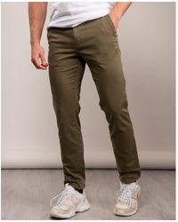Tommy Hilfiger Denton Th Flex Satin Trousers - Multicolour