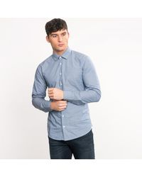 BOSS Mypop 2 Shirt - Blue
