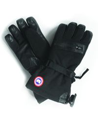 Canada Goose - Northern Utility Mens Gloves - Lyst