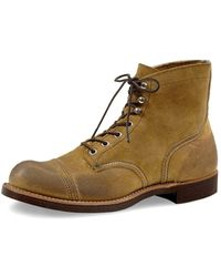 Red Wing Iron Ranger Boot - Brown