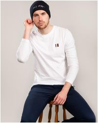 Tommy Hilfiger Long Sleeve - White