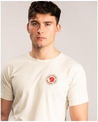 Fjallraven 1960 Logo T-shirt M - White