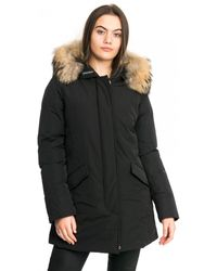Woolrich Luxury Arctic Parka - Black