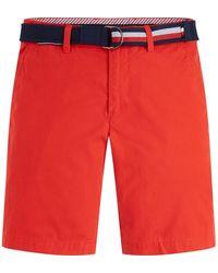 Tommy Hilfiger Brooklyn Shorts - Red